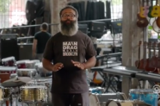 Watch TV On The Radio's Kyp Malone As A Brooklyn Music Store Clerk On Broad City