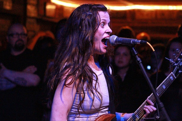 Watch Babes In Toyland's First Concert In 13 Years