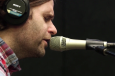 "Watch Death Cab For Cutie's Ben Gibbard Play ""Black Sun"" Acoustic For SiriusXM"