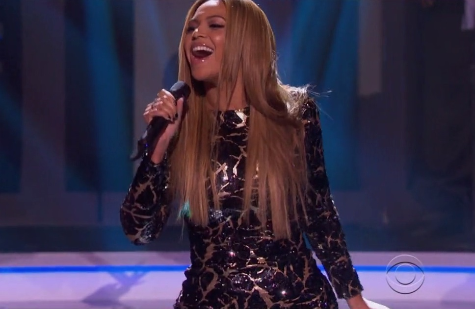 Watch Beyoncé Cover Stevie Wonder With Gary Clark Jr. & Ed Sheeran