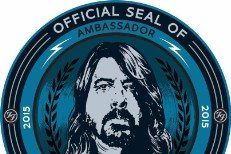 Dave Grohl RSD logo