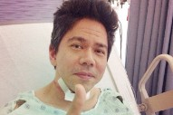 David Pajo Shares Thumbs Up From Hospital After Suicide Attempt