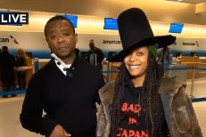 Watch Erykah Badu Crash Another Newscast