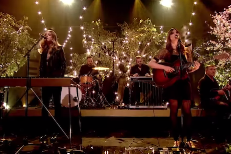 Watch First Aid Kit Play Graham Norton