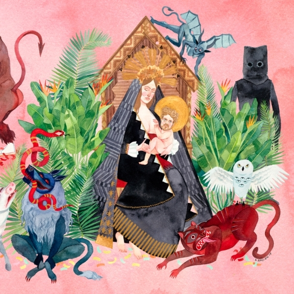 Album Of The Week: Father John Misty <em>I Love You, Honeybear</em>