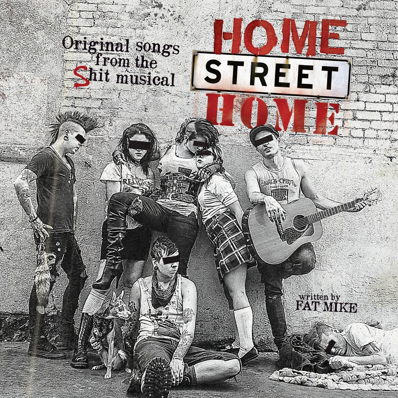 Nofx New Album Home Street Home