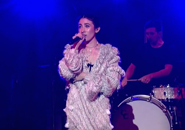 Hundred Waters on Letterman
