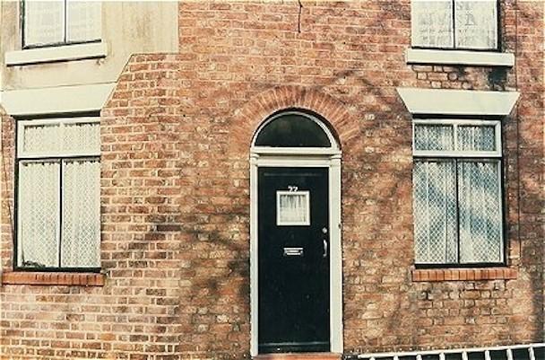 Ian Curtis house