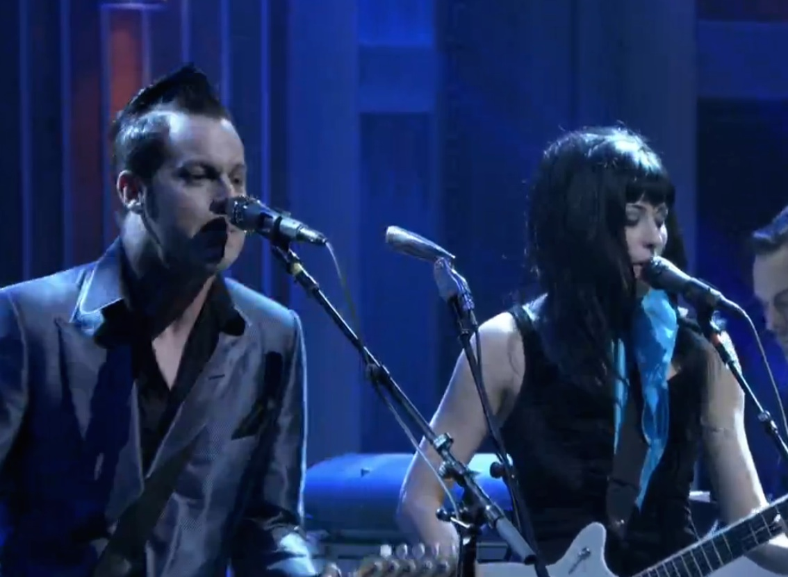 Watch Jack White Play An Unhinged &#8220;That Black Bat Licorice&#8221; On <em>The Tonight Show</em>