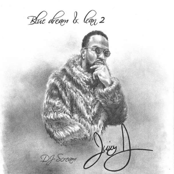 Download Juicy J <em>Blue Dream &#038; Lean 2</em> Mixtape