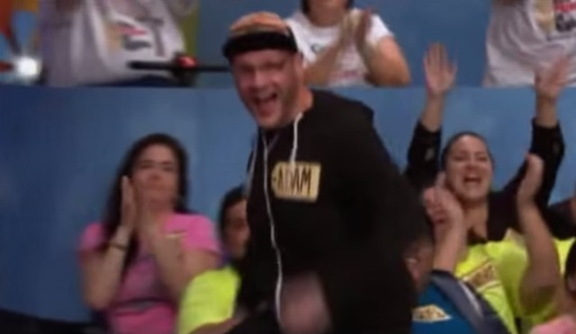 Killswitch Engage on The Price Is Right