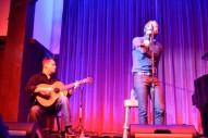 Watch Mark Kozelek Fill In On Guitar For His Broken-Handed Friend Ben Gibbard