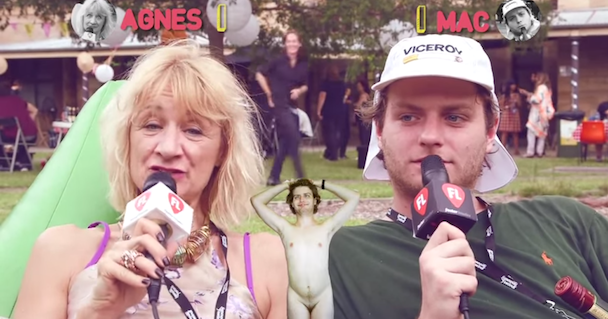Watch Mac Demarco And His Mom Quiz Each Other About Trivia