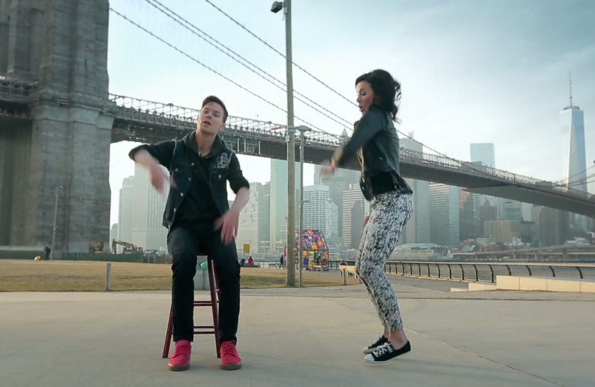 "Matt And Kim – ""Hey Now"" Video"