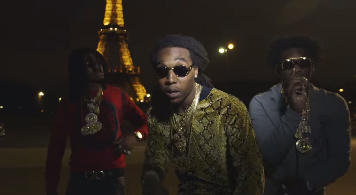 """Migos – """"Cross The Country"""" Video"""