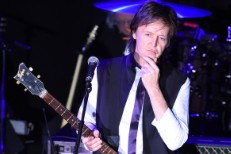 Paul McCartney @ Irving Plaza, NYC 2/14/15