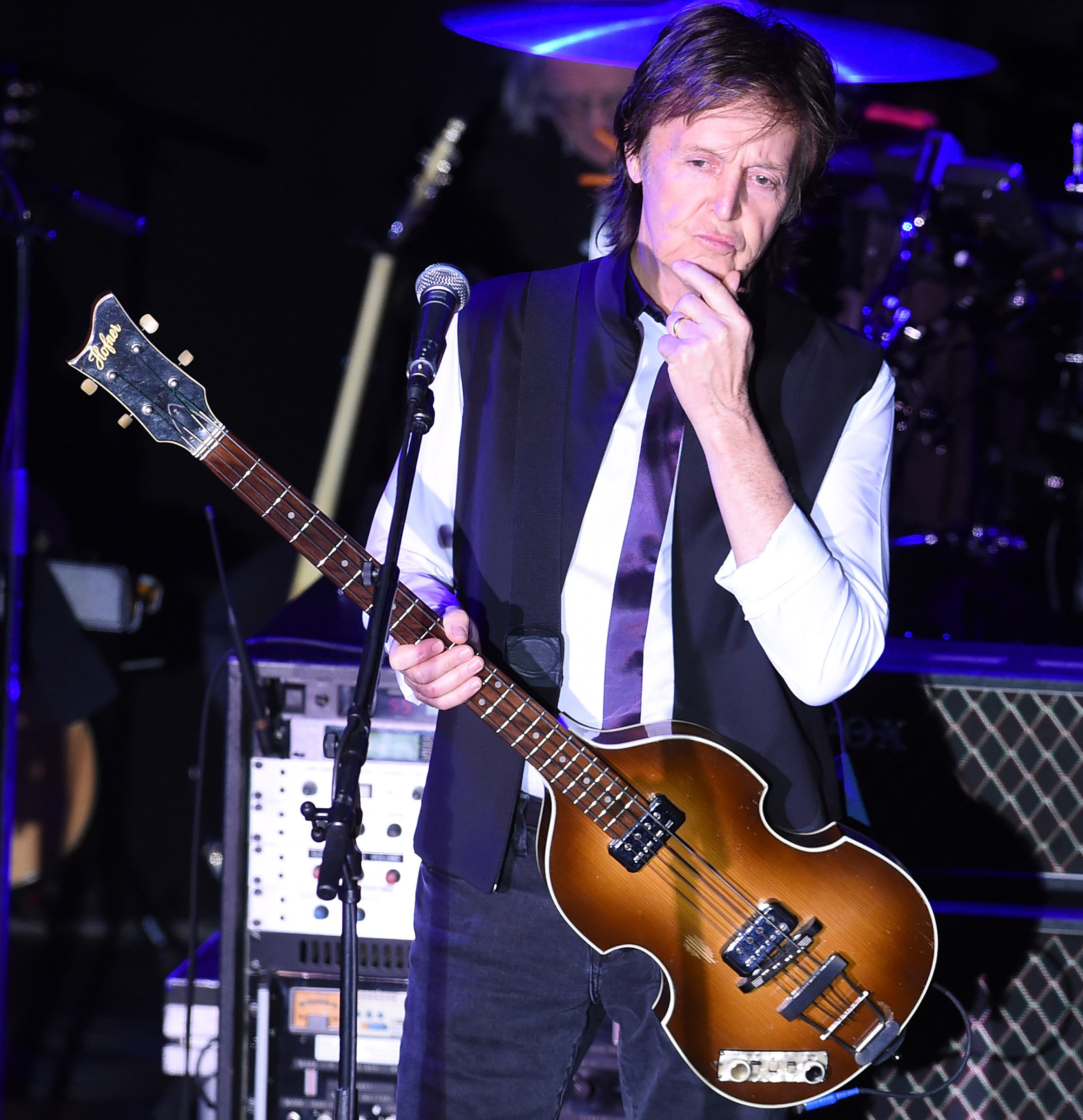Paul McCartney In Concert - New York, NY