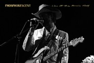 Stream Phosphorescent <em>Live At The Music Hall</em>