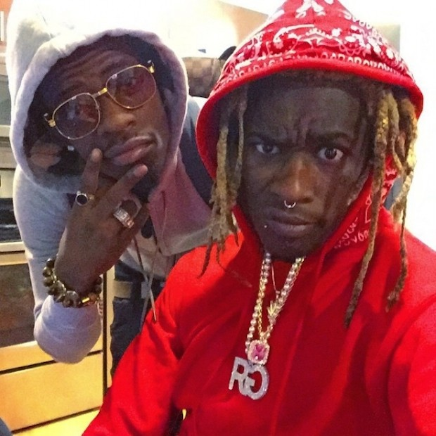 Rich Homie Quan and Young Thug