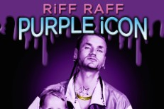 Riff Raff - Purple Icon