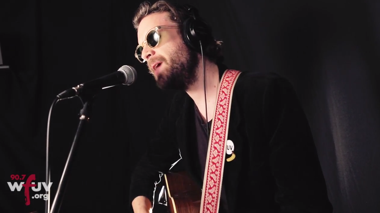Watch Father John Misty Play Three New Songs On WFUV