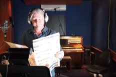 Watch R.E.M.'s Mike Mills Sing In A Conscious Rap Video About The Death Of Newspapers