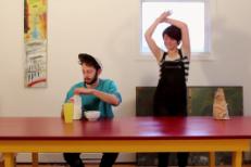 Diet Cig Scene Sick Video