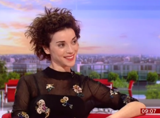 Watch St. Vincent's Interview On British Morning News Show BBC Breakfast