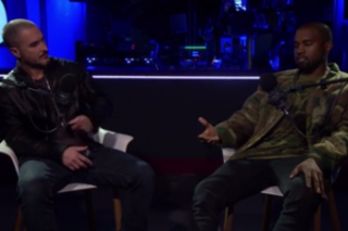 Watch Kanye West Cry And Talk Fashion In Zane Lowe Interview