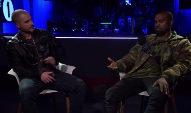 Kanye West Zane Lowe BBC 1