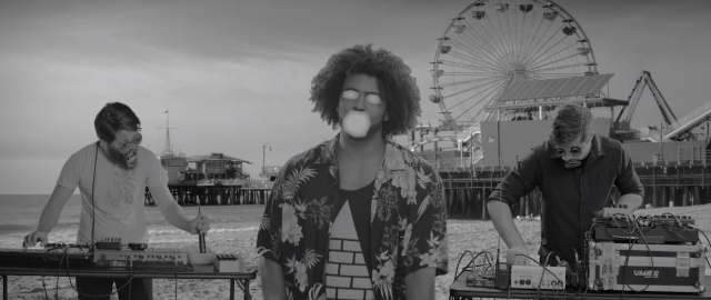 clipping. summertime video