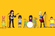 Sleater-Kinney &#8211; &#8220;A New Wave&#8221; Video (Feat. <em>Bob&#8217;s Burgers</em>)