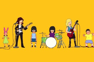 Sleater-Kinney &#8211; &#8220;A New Wave&#8221; Video (Feat. <em>Bob&#8217;s Burgers</em>)