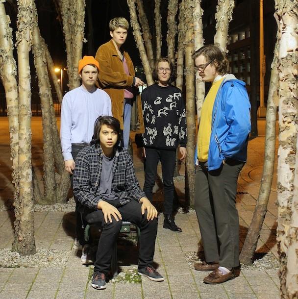 "Band To Watch: Warehouse + ""Promethean Gaze"" (Stereogum Premiere)"