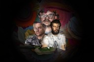 "WIN WIN – ""Couch Paranoia"" Video (Stereogum Premiere)"