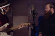 Watch Action Bronson Reenact The Recording Studio Scene From <em>Boogie Nights</em>