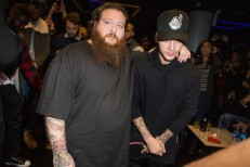 Watch Justin Bieber Beat Action Bronson At Ping Pong