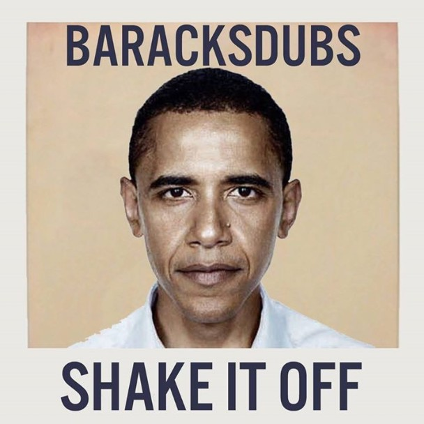"""Watch Barack Obama Dubbed To Sing """"Shake It Off"""""""