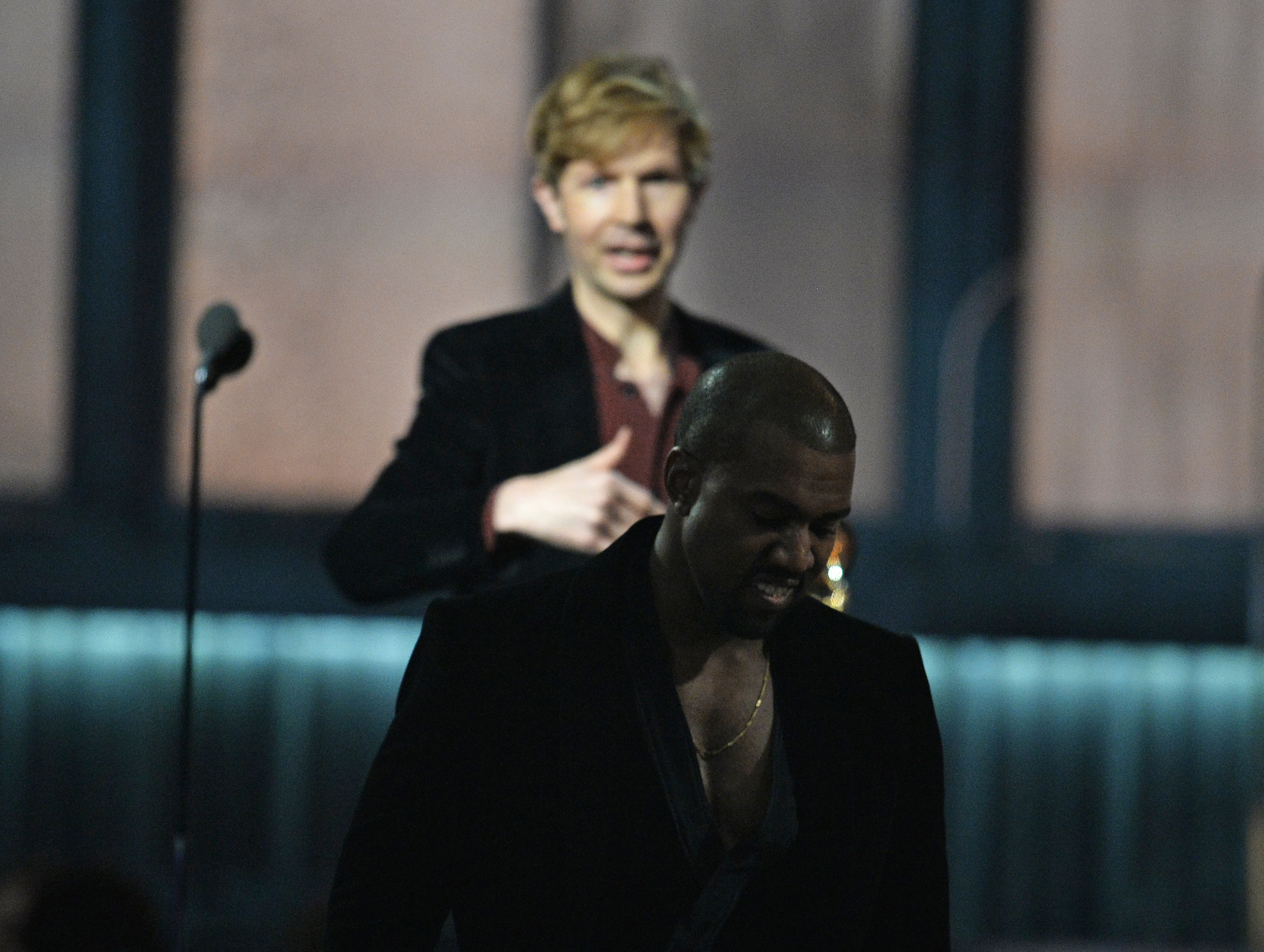 "Kanye Wasn't Kidding, Says Beck ""Should've Given His Award To Beyoncé"""