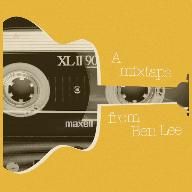 Stream Ben Lee's New Mixtape Feat. Zooey Deschanel, Ben Folds, Neil Finn, & More