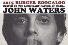 Burger Boogaloo 2015 Lineup
