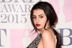 Charli XCX @ The 2015 BRIT Awards