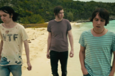 "The Cribs - ""Burning For No One"" Video"