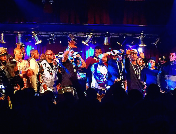 Watch Dipset Kick Off Their Reunion Tour In NYC