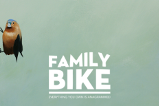 "Family Bike - ""Idiot Boy"" (Stereogum Premiere)"