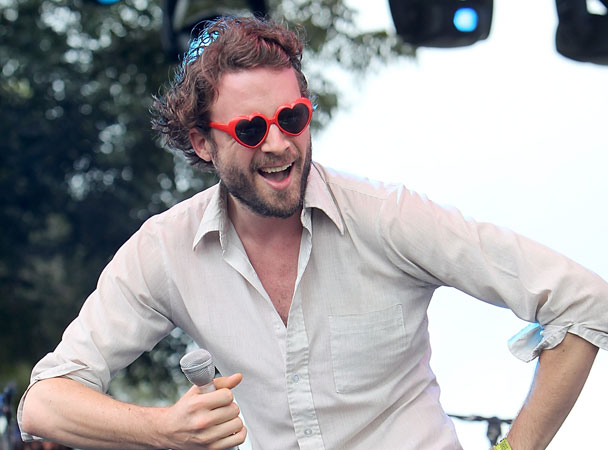 Father John Misty @ Austin City Limits 2012
