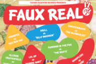 Rejected By Record Store Day, Father/Daughter Details Its Compelling <em>Faux Real II</em> Comp