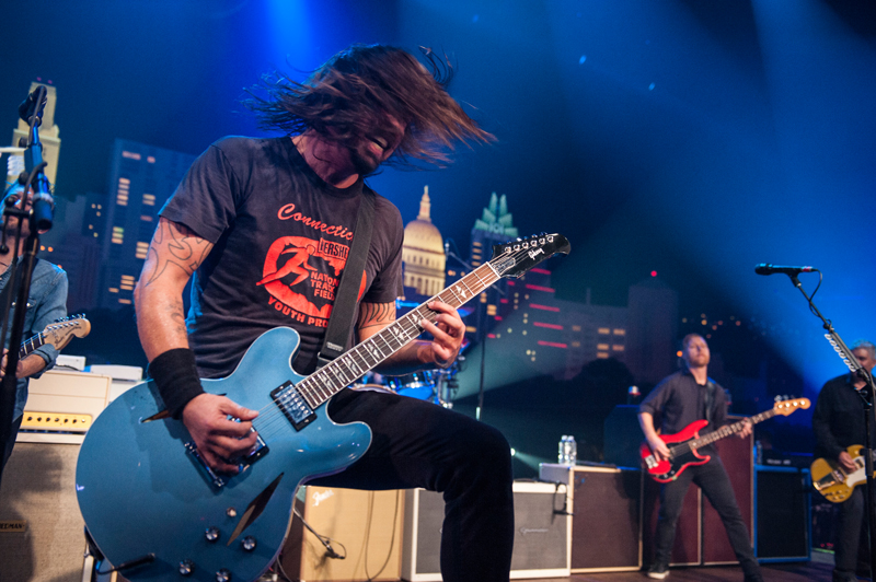 Watch The Foo Fighters Play &#8220;Outside&#8221; In An <em>Austin City Limits</em> Web Exclusive (Stereogum Premiere)