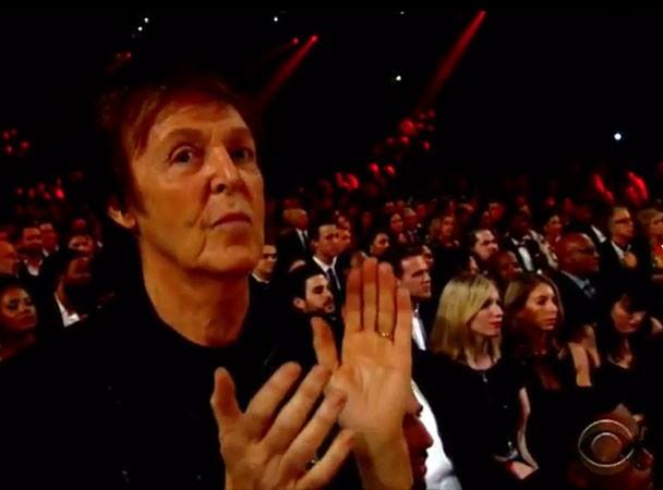 Paul McCartney Is Self-Conscious
