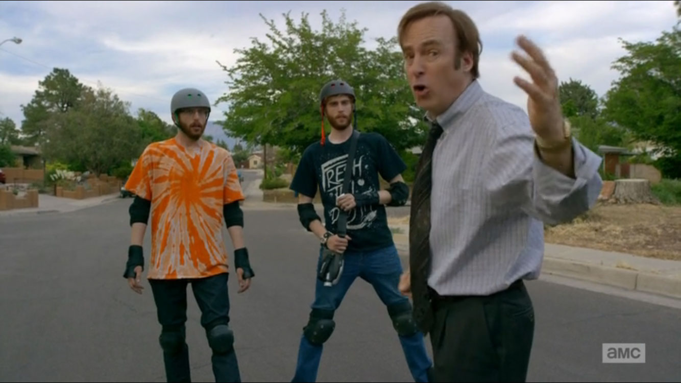 Grooms&#8217; Drummer Was In <em>Better Call Saul</em>&#8217;s Series Premiere